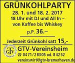 Grünkohl 2016
