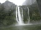 Wasserfälle Milford Sound