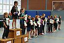 5.) Siegerehrung Schülerinnen C