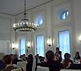 5. Ansprache des Bundespräsidenten vor dem Essen