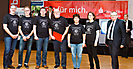 Organisationsteam des Buddelschiff-Turniers