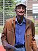 23 Hans-Jürgen Knublauch:  goldene Nadel für 40 jährige Mitgliedschaft